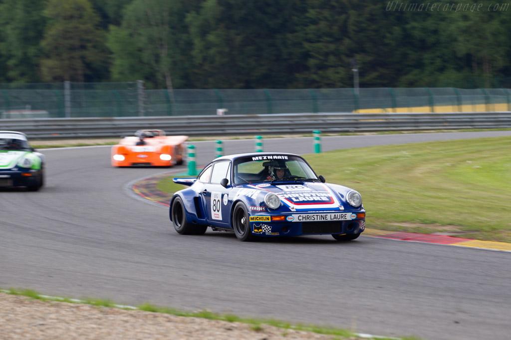 Porsche 911 Carrera RSR 3.0 - Chassis: 006 0015 - Driver: Dominique Vananty - 2019 Spa Classic