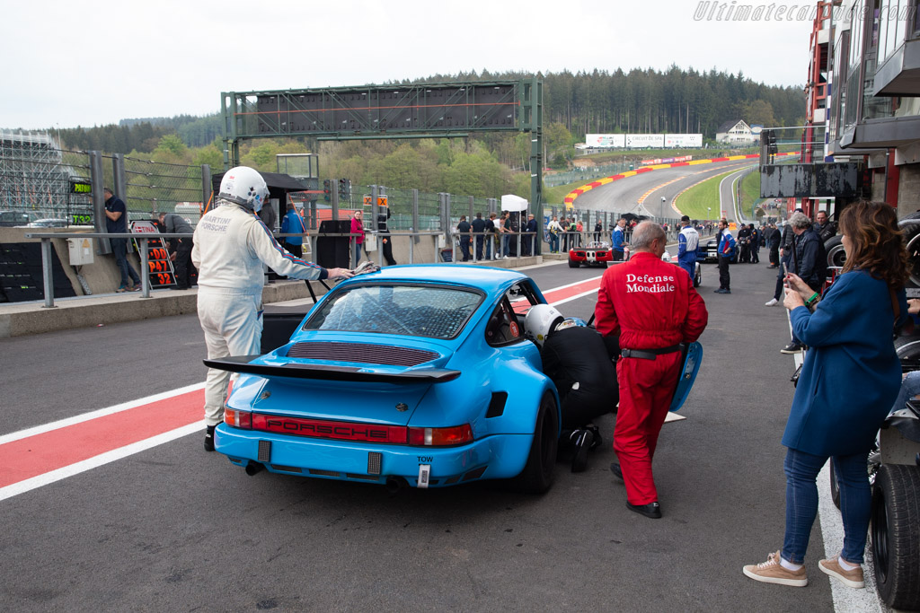 Porsche 911 Carrera RSR 3.0  - Driver: Jürgen Barth / Michel Speyer - 2019 Spa Classic