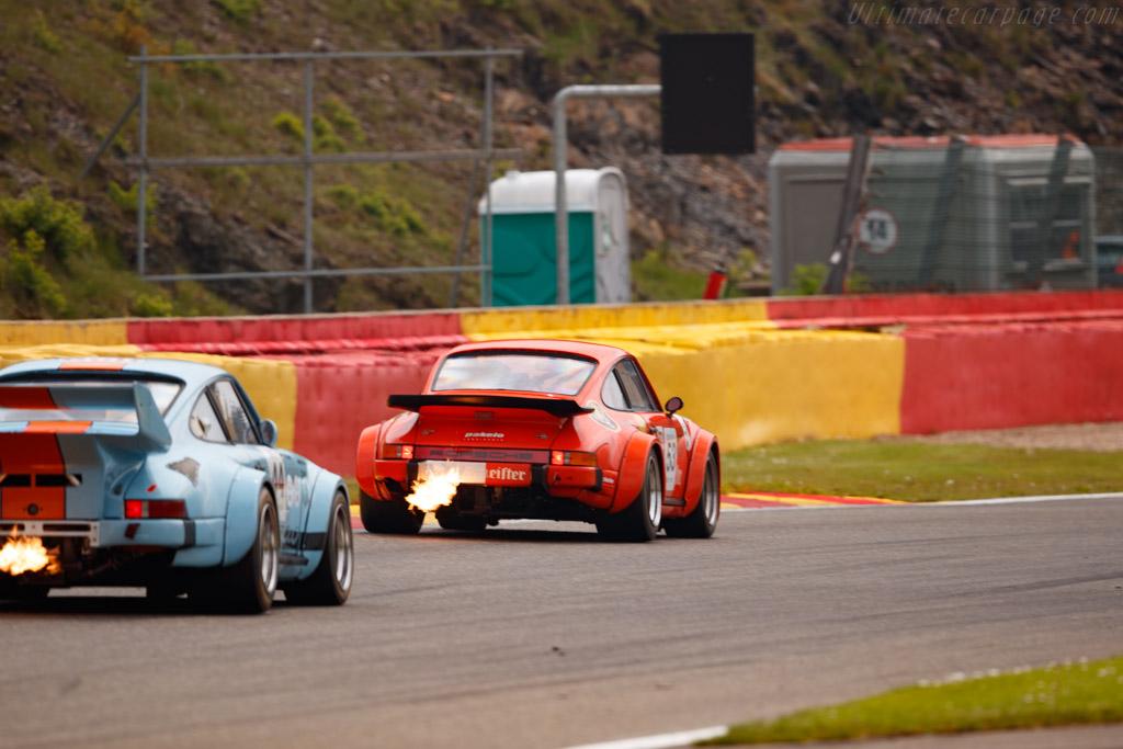 Porsche 934 - Chassis: 930 670 0168 - Driver: Maurizio Fratti / Andrea Cabianca - 2019 Spa Classic