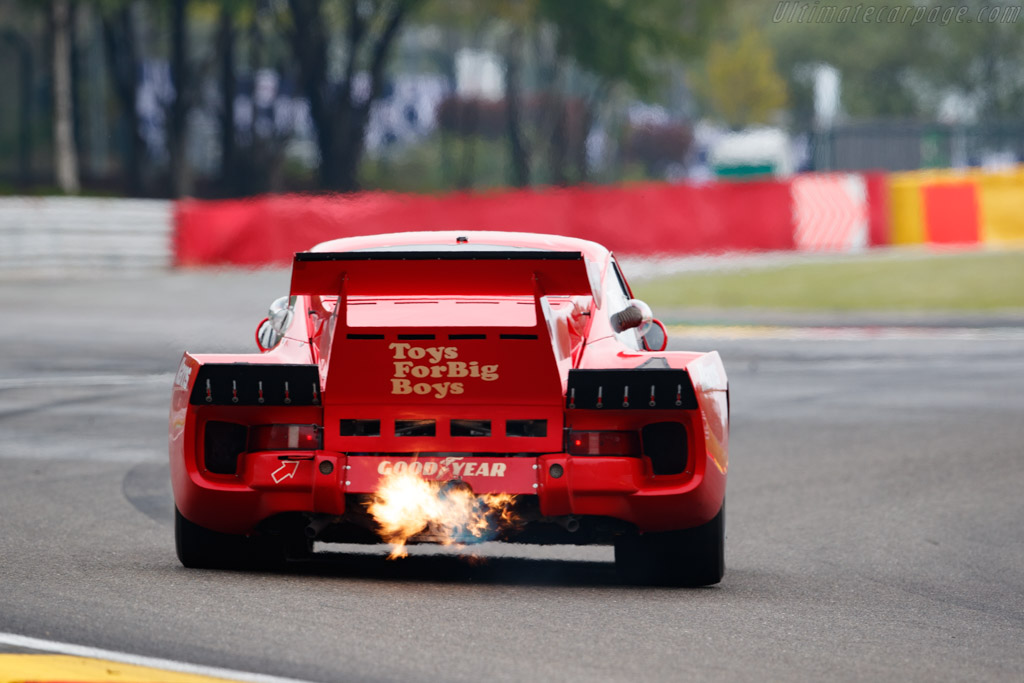 Porsche 935 K3 - Chassis: 009 00016 - Driver: Urs Beck - 2019 Spa Classic