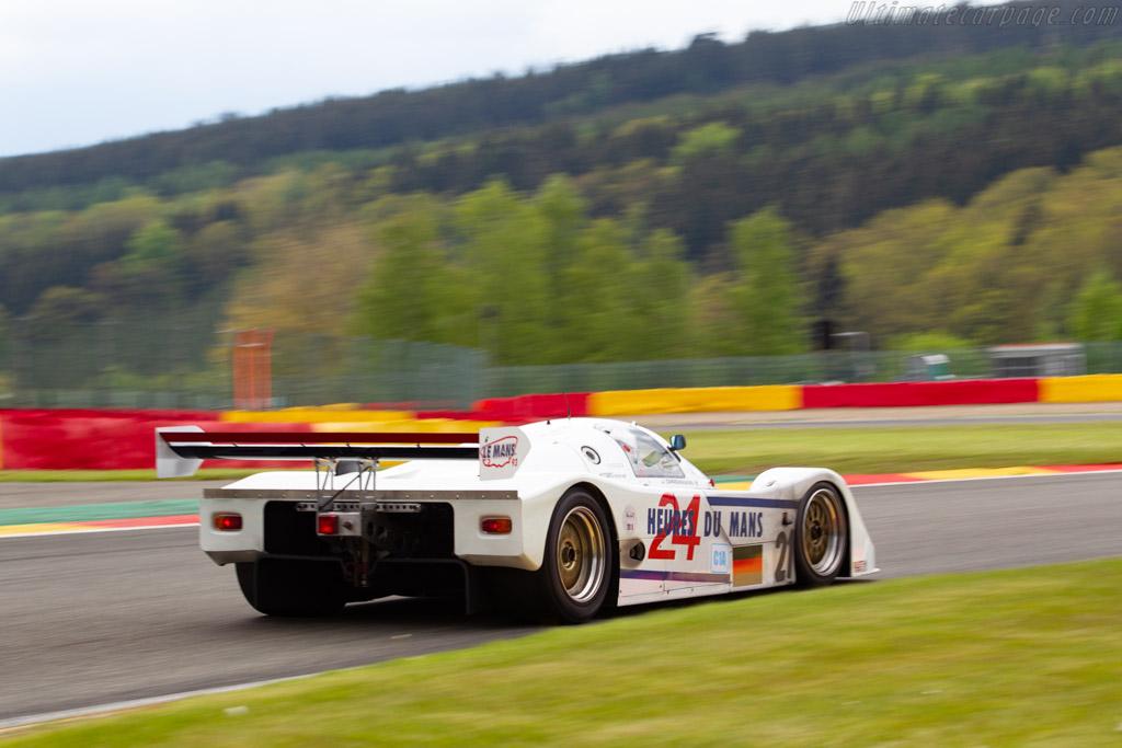 Porsche 962C - Chassis: 962-155 - Driver: Ivan Vercoutere / Ralf Kelleners - 2019 Spa Classic