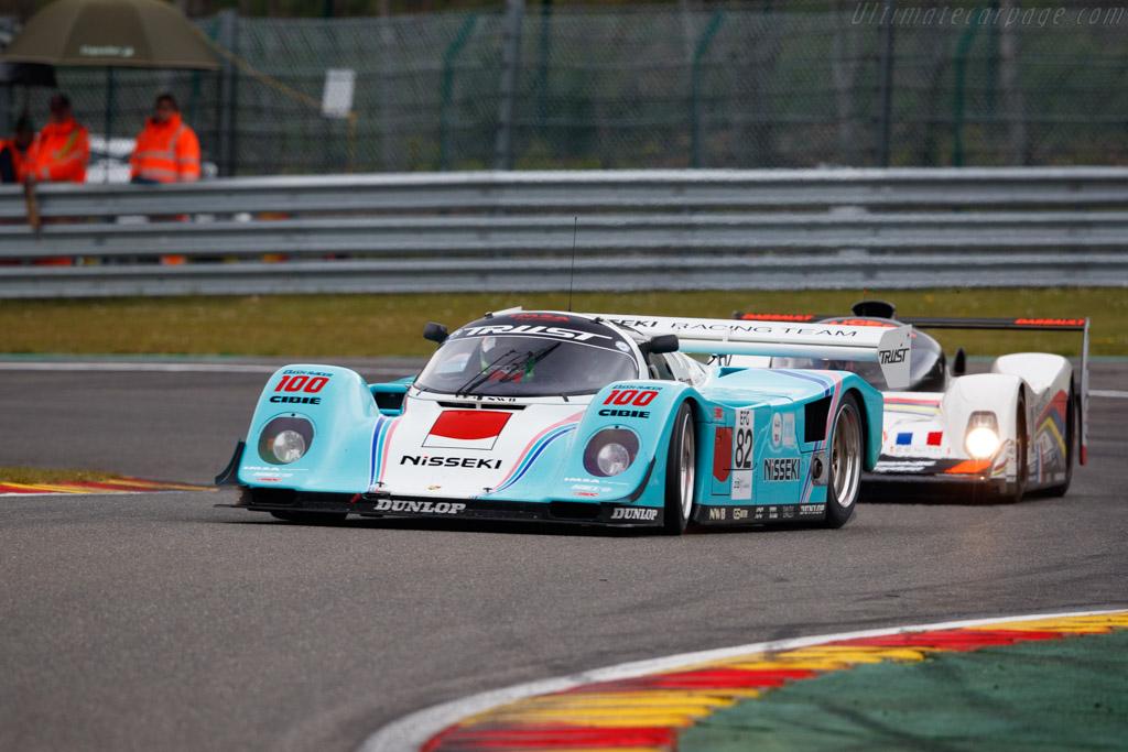 Porsche 962C - Chassis: 962-170 - Driver: Michel Lecourt / Raymond Narac - 2019 Spa Classic