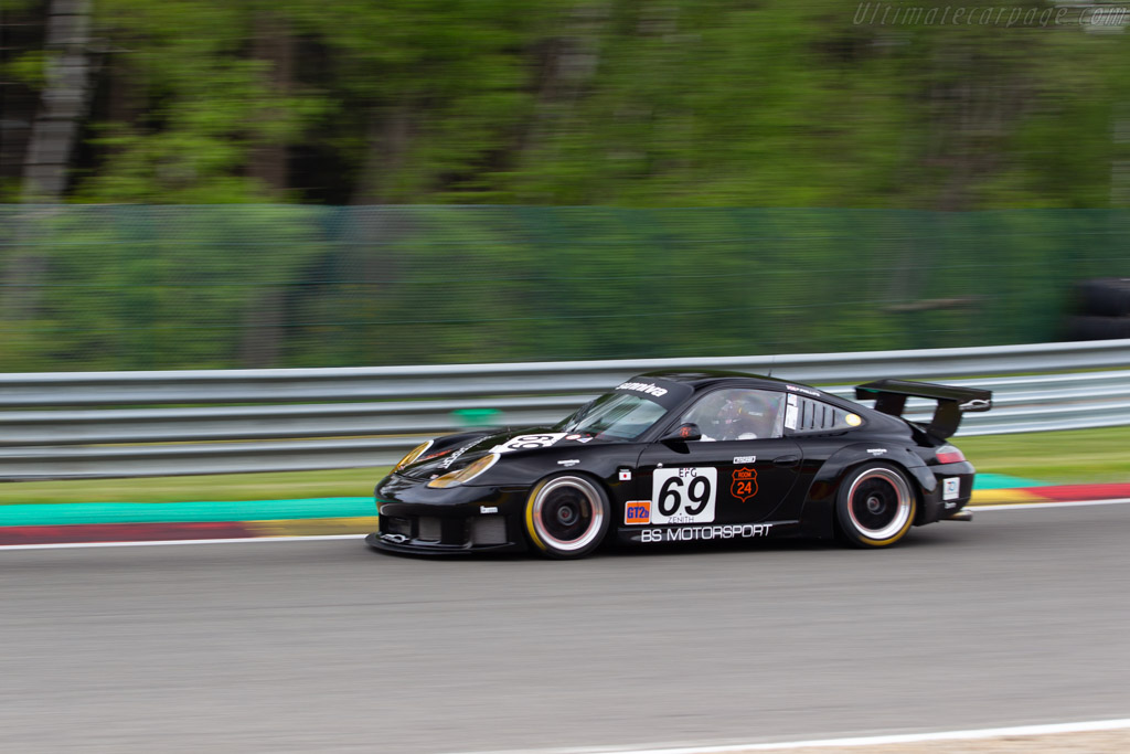 Porsche 996 GT3 RS - Chassis: WP0ZZZ99Z1S692106 - Driver: Paul Phillips - 2019 Spa Classic