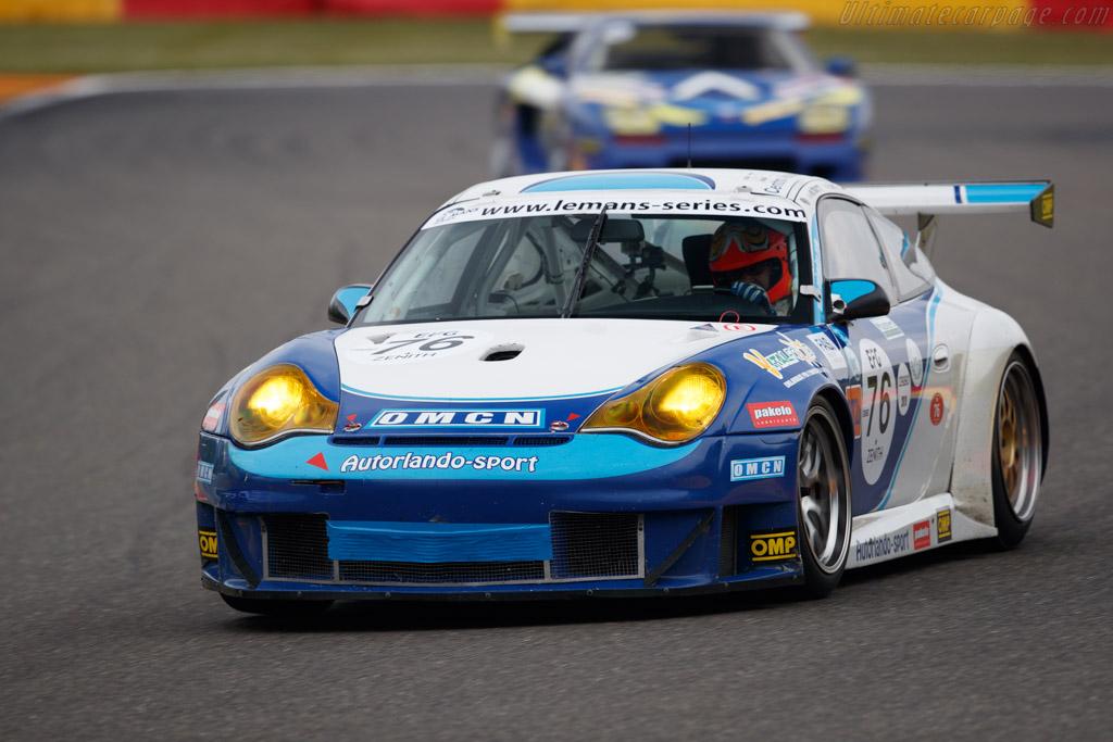 Porsche 996 GT3 RSR - Chassis: WP0ZZZ99Z5S693061 - Driver: Maurizio Fratti - 2019 Spa Classic