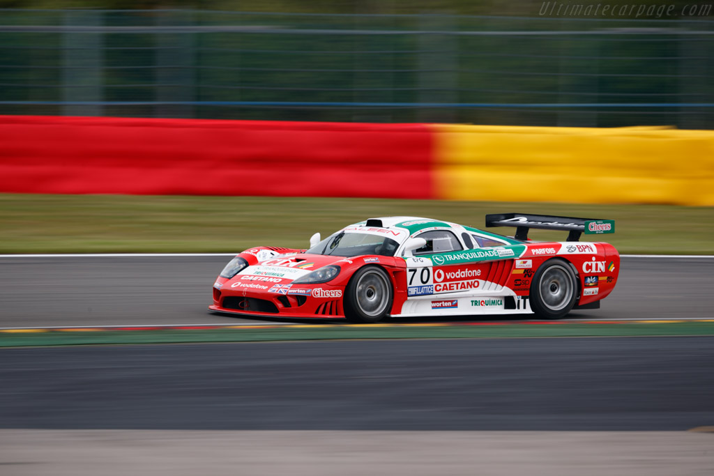 Saleen S7-R - Chassis: 015R - Driver: Frank Jacob - 2019 Spa Classic