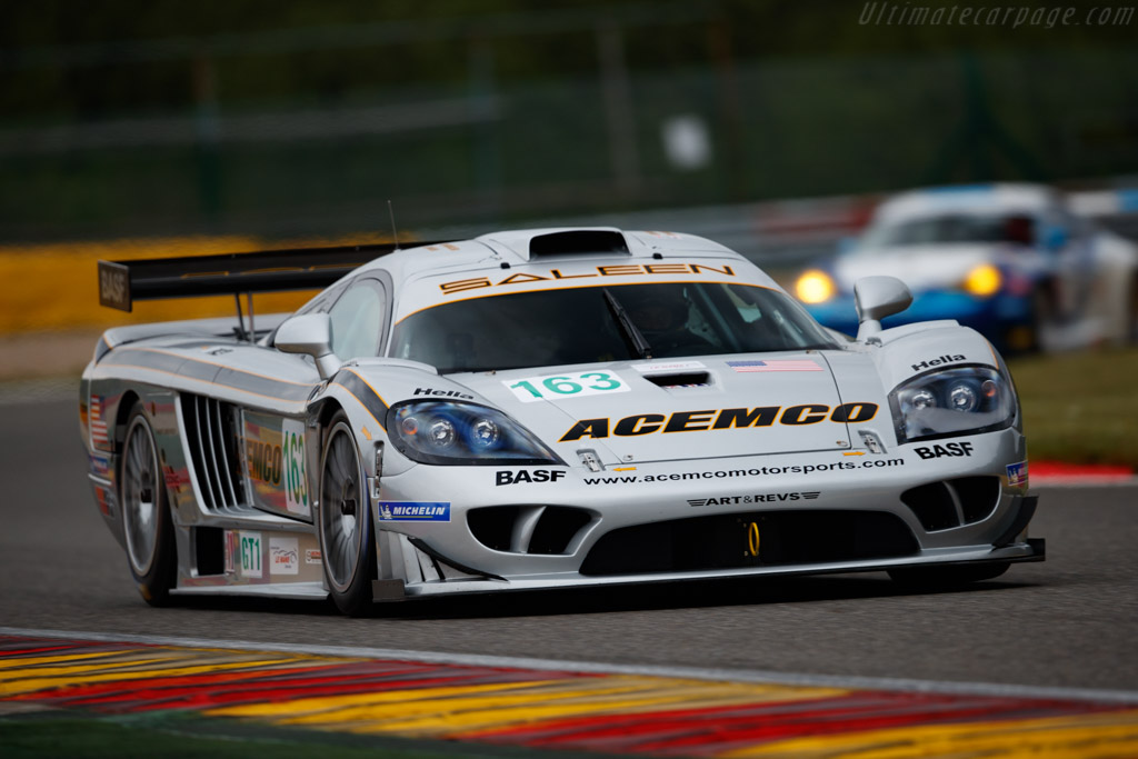 Saleen S7-R - Chassis: 029R - Driver: Florent Moulin - 2019 Spa Classic