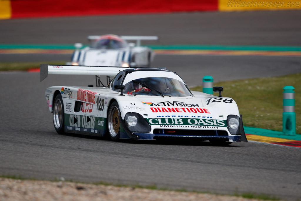 Spice SE90C - Chassis: SE90C-014 - Driver: Xavier Galant - 2019 Spa Classic