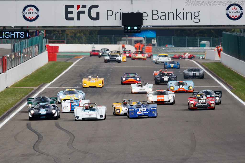Welcome to Spa-Francorchamps    - 2019 Spa Classic