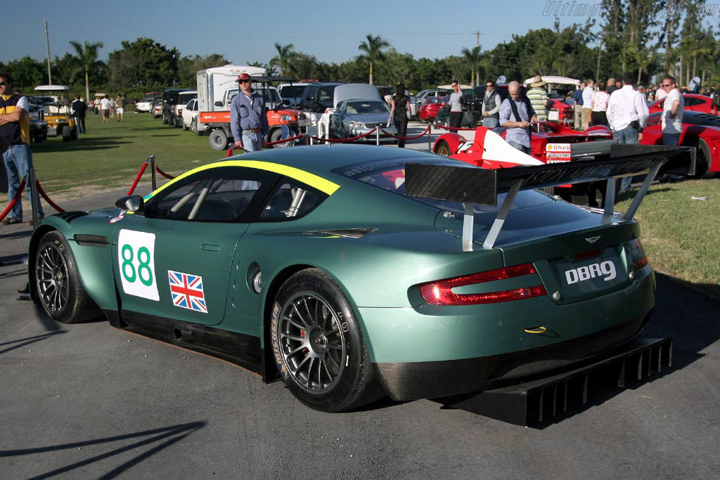 Aston Martin DBR9 - Chassis: DBR9/5   - 2007 Cavallino Classic