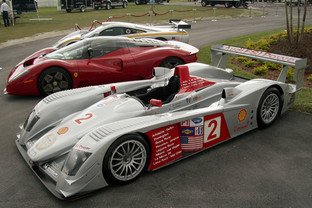 Audi R8    - 2007 Cavallino Classic