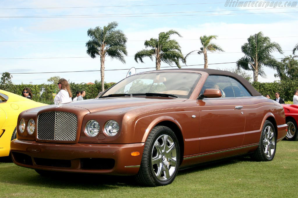 Bentley Azure    - 2007 Cavallino Classic