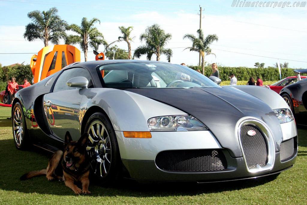 Bugatti Veyron    - 2007 Cavallino Classic