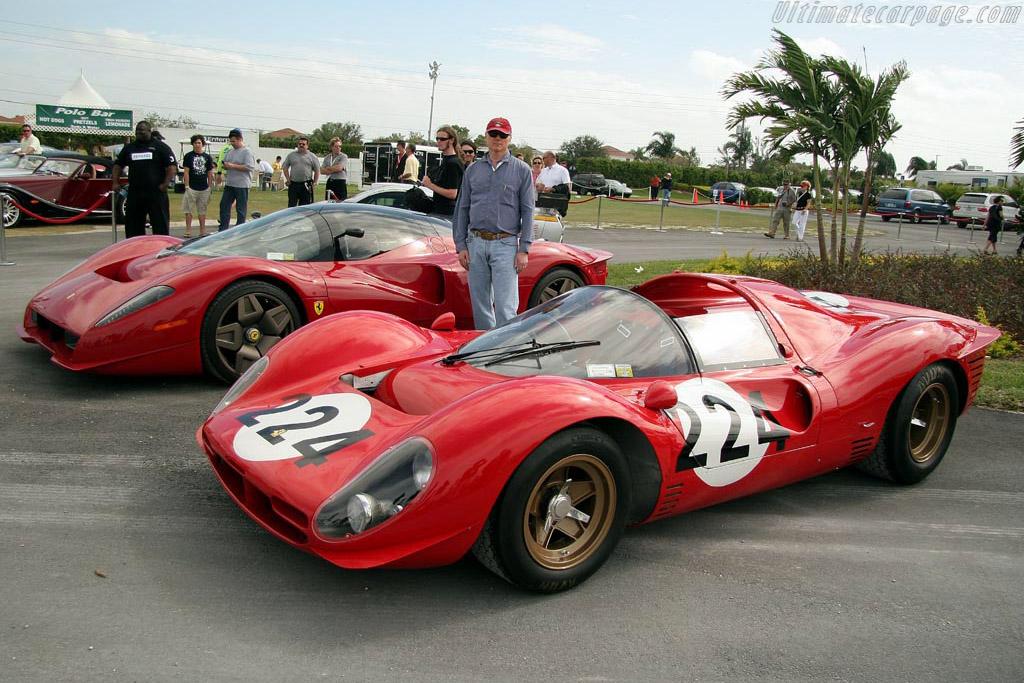Ferrari 330 P 3/4 - Chassis: 0846   - 2007 Cavallino Classic