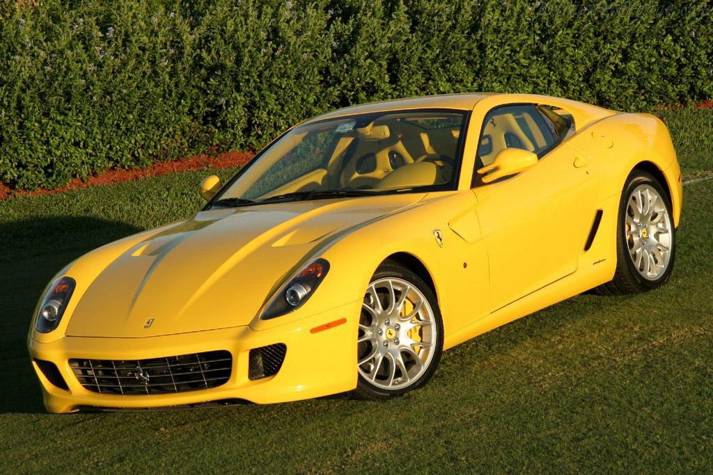 Ferrari 599 GTB Fiorano    - 2007 Cavallino Classic