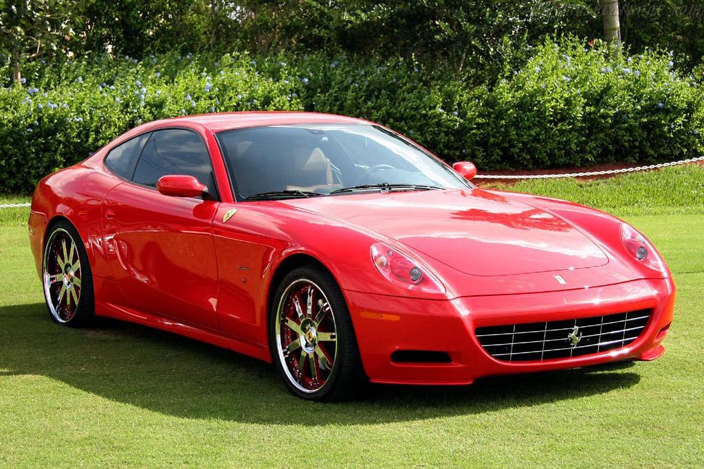 Ferrari 612 Scaglietti    - 2007 Cavallino Classic