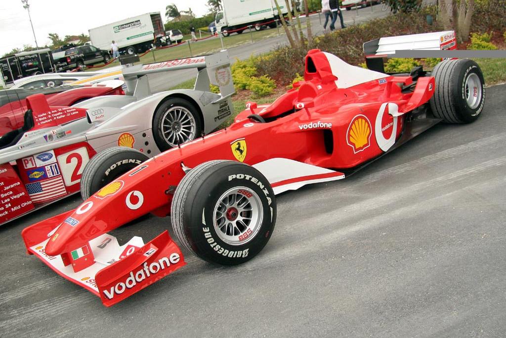 Ferrari F2003-GA    - 2007 Cavallino Classic