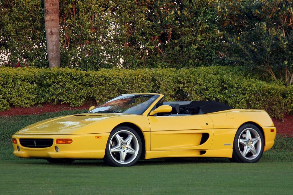 Ferrari F355 Spyder    - 2007 Cavallino Classic