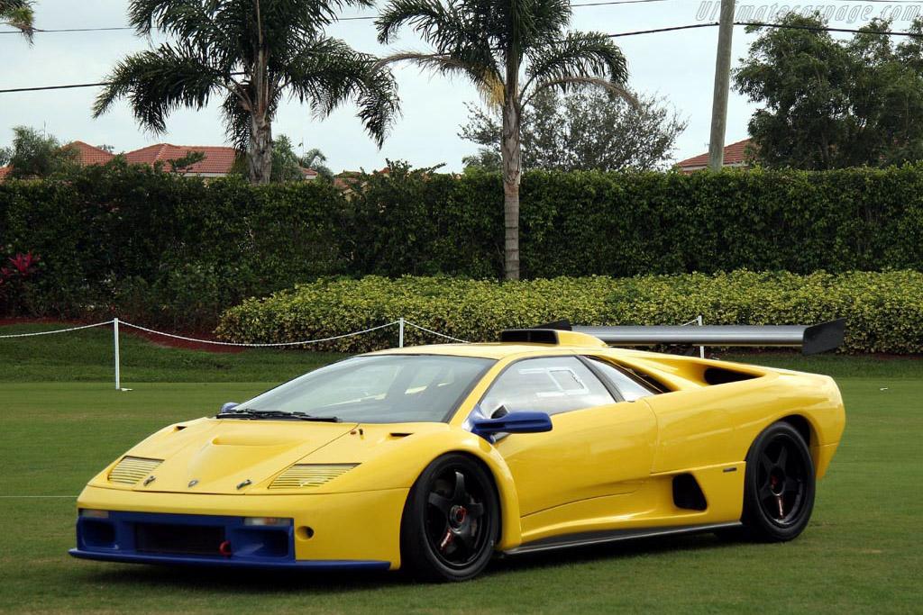 Lamborghini Diablo Gtr 2007 Cavallino Classic