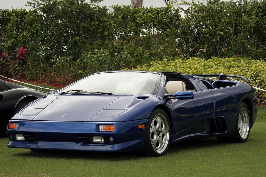 Lamborghini Diablo Roadster    - 2007 Cavallino Classic