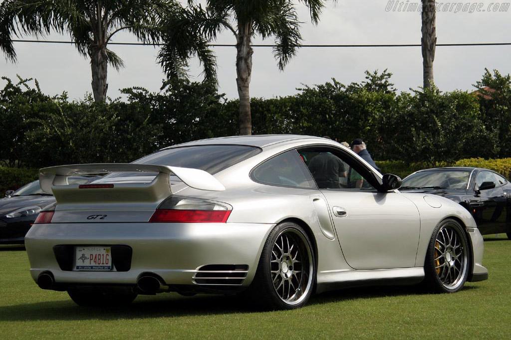 Porsche 911 GT2    - 2007 Cavallino Classic