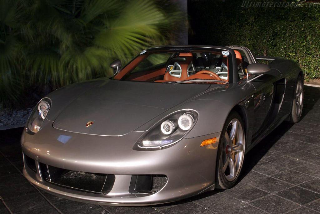 Porsche Carrera GT    - 2007 Cavallino Classic