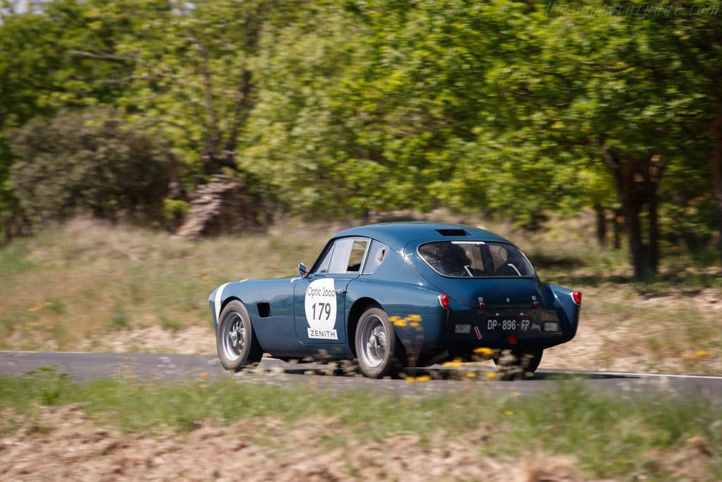 AC Aceca - Chassis: AE580 - Driver: Pascal Duhamel / Vincent Cuny  - 2018 Tour Auto