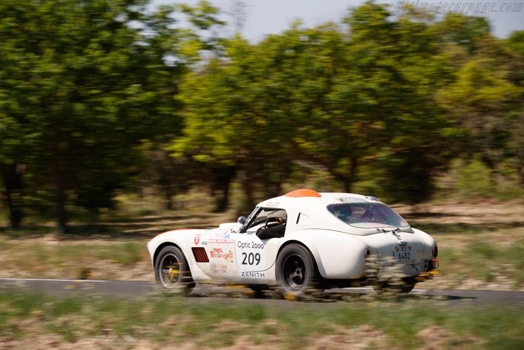 AC Shelby Cobra 289 - Chassis: CSX2547 - Driver: Ralf Huber Gutierrez / Valerie Dot  - 2018 Tour Auto