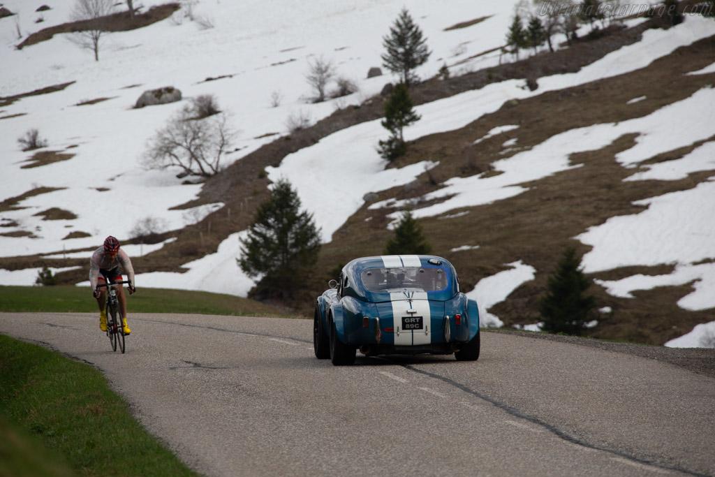 AC Shelby Cobra 289 - Chassis: CSX2485 - Driver: Frédéric Jousset / Paul Miliotis  - 2018 Tour Auto