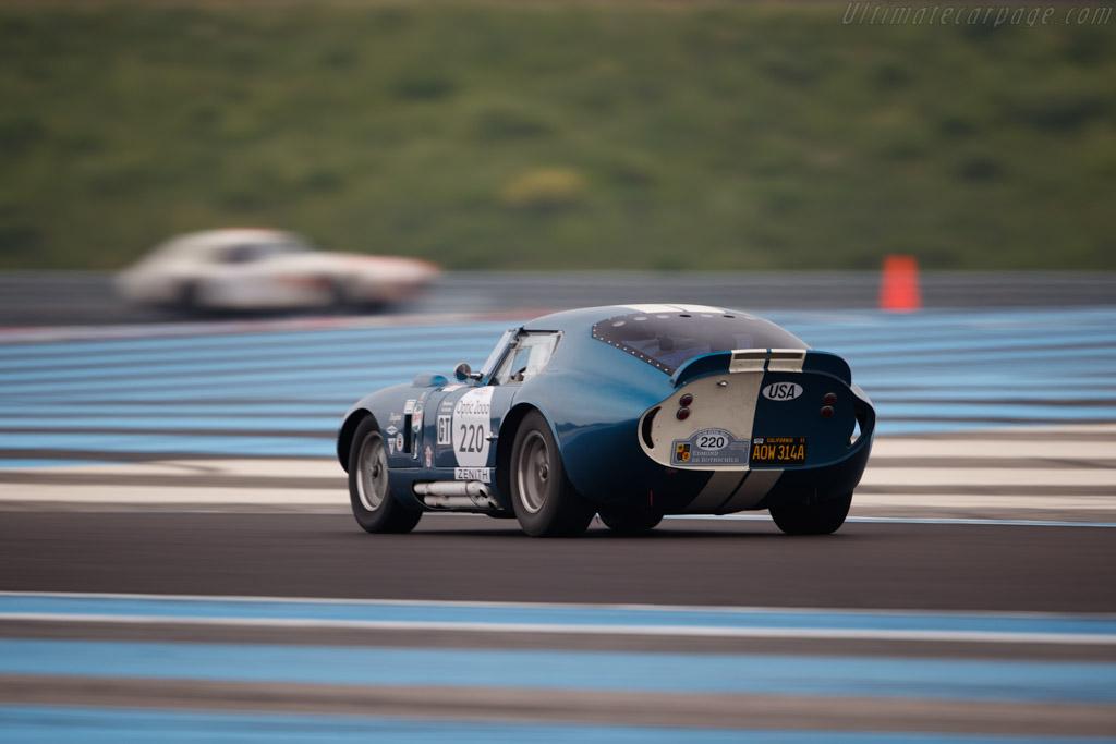 AC Shelby Cobra Daytona - Chassis: CSX2300 - Driver: Olivier Ellerbrock / Oliver Louisoder  - 2018 Tour Auto