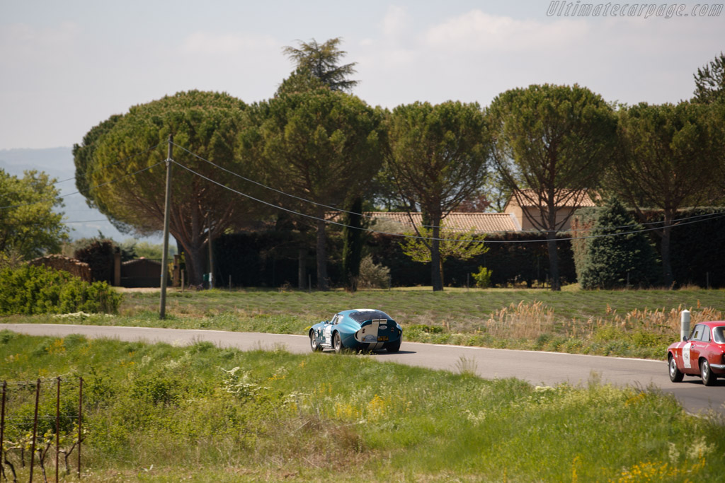 AC Shelby Cobra Daytona - Chassis: CSX2300 - Driver: Olivier Ellerbrock / Oliver Louisoder  - 2018 Tour Auto