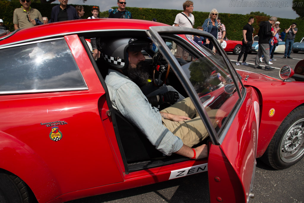 Abarth Simca 2000 GT  - Driver: Jürgen Boden / Rémi Dargegen  - 2018 Tour Auto