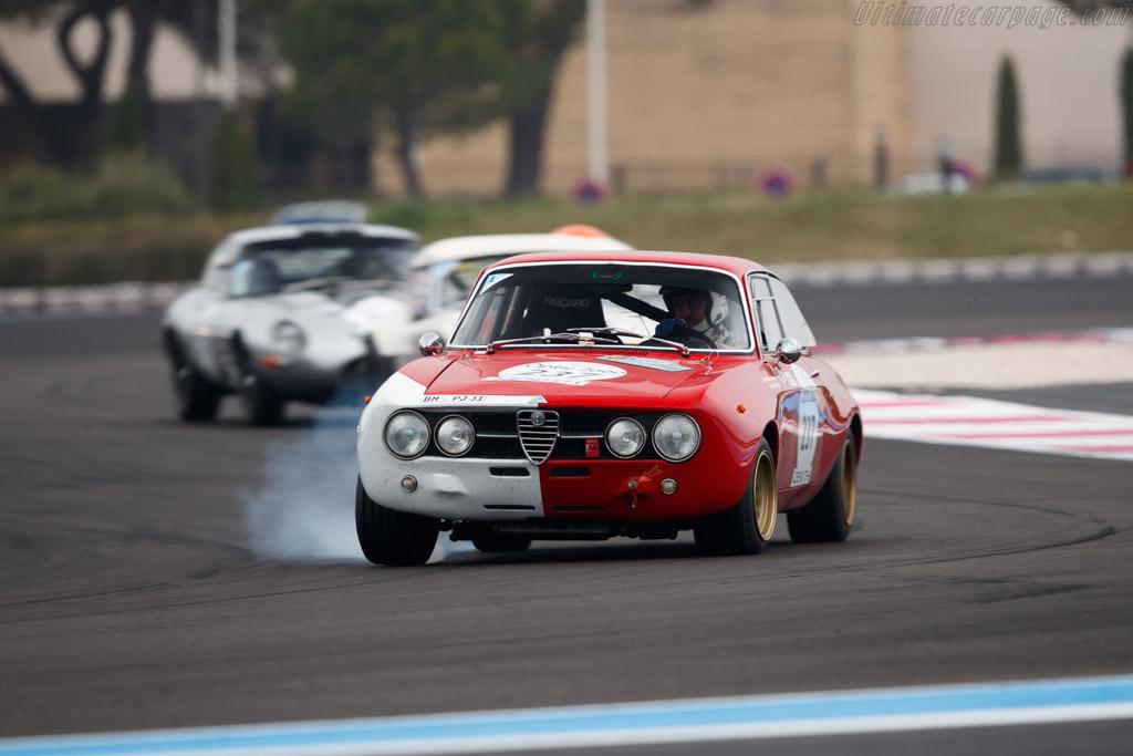 Alfa Romeo 1750 GTAM  - Driver: Timm Meinrenken / Fynn Schroder  - 2018 Tour Auto