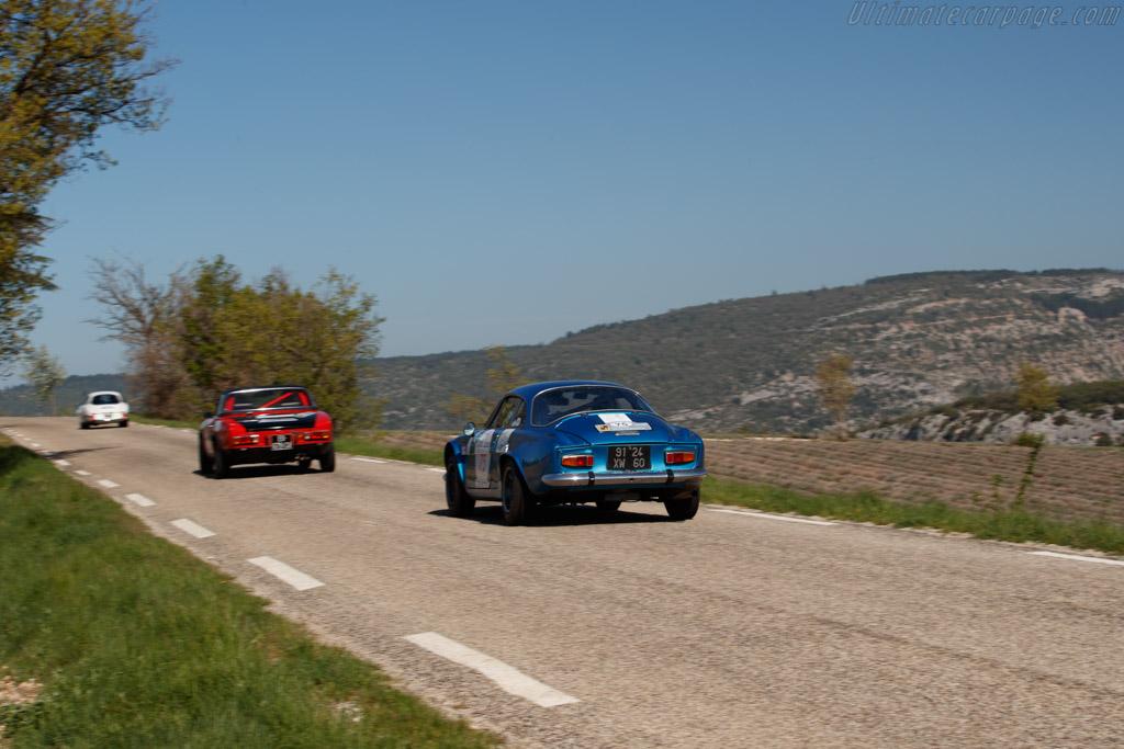 Alpine A110 1600 SC - Chassis: 17176 - Driver: Isabelle Marquis / Lisa Colin  - 2018 Tour Auto