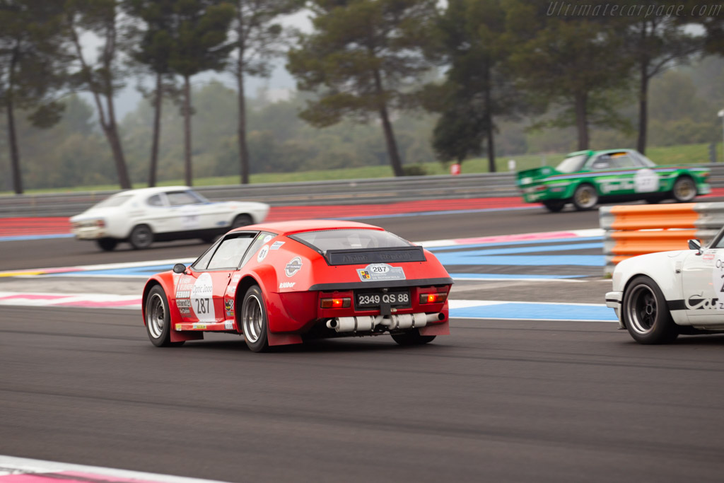 Alpine A310 V6 Gr.IV - Chassis: 45865 - Driver: Gérard Besson / Marie-Odile Besson  - 2018 Tour Auto