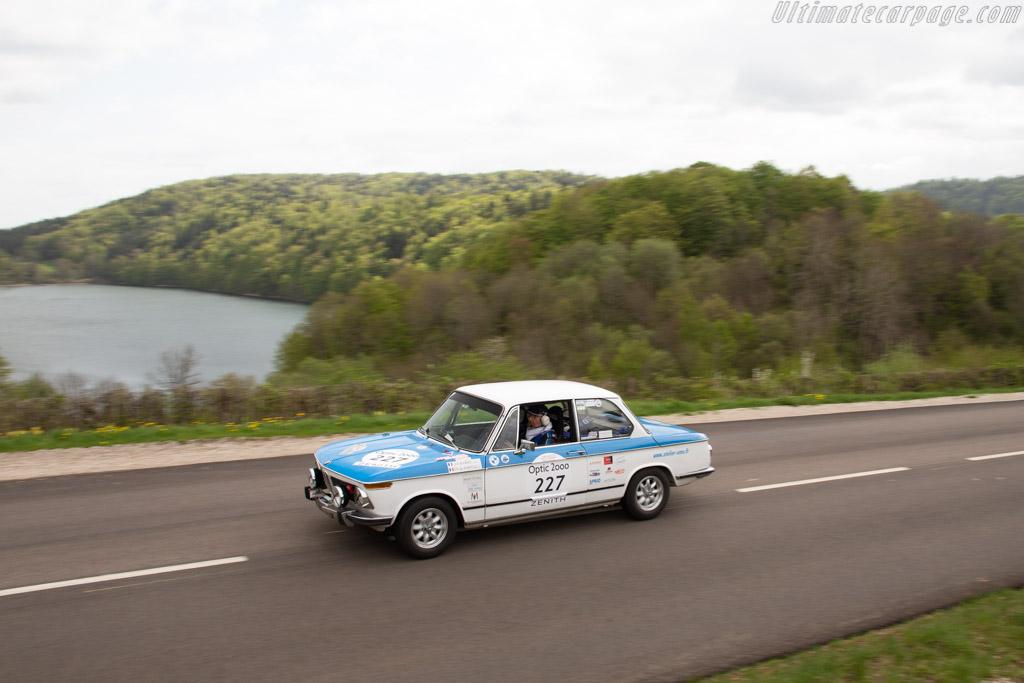 BMW 2002 - Chassis: 4290336 - Driver: Jean-François Barre / Christophe De Bouet Du Portal  - 2018 Tour Auto