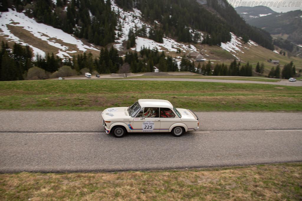 BMW 2002 Turbo  - Driver: Pascal Silio / Didier Coletta  - 2018 Tour Auto