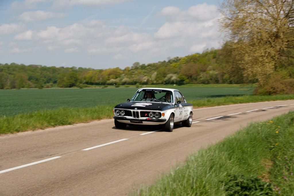 BMW 2800 CS  - Driver: Richard Depagneux / Eric Joyau  - 2018 Tour Auto
