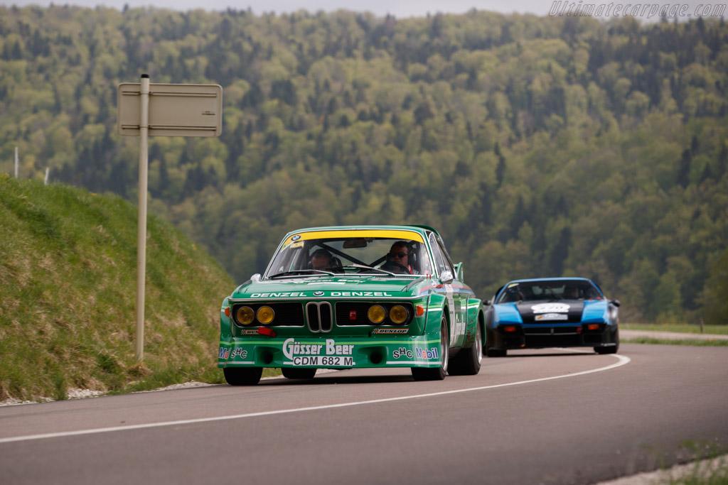 BMW 3.0 CSL - Chassis: 2265504 - Driver: Alexandre Guesdon / Sébastien Seveau  - 2018 Tour Auto