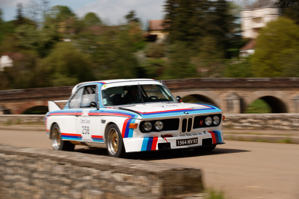 BMW 3.0 CSL - Chassis: 2275141 - Driver: Jean-Claude Basso / Robert Verber  - 2018 Tour Auto