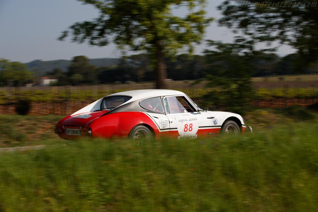 CG 1200 S - Chassis: 2143 - Driver: Jean Rigondet / Olivier Souillard  - 2018 Tour Auto