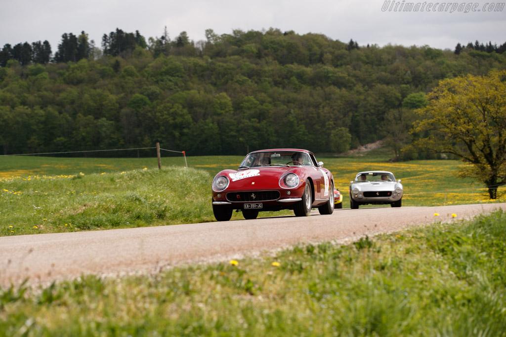 Ferrari 275 GTB - Chassis: 06915 - Driver: Pierre Besse / Marina Besse  - 2018 Tour Auto