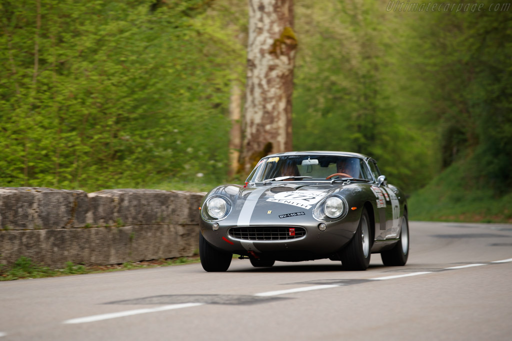 Ferrari 275 GTB - Chassis: 08465 - Driver: Laurent Desplaces / Marion Desplaces  - 2018 Tour Auto