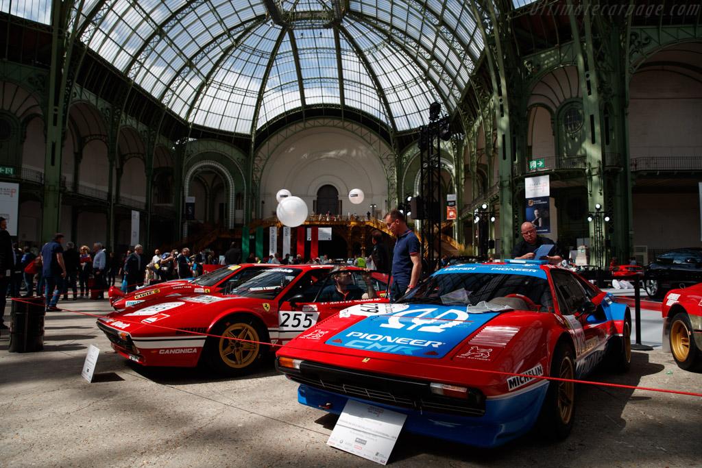 Ferrari 308 Gr.IV Michelotto Conversion - Chassis: 19257 - Driver: Grégory Driot / Charles Maury-Laribiere - 2018 Tour Auto