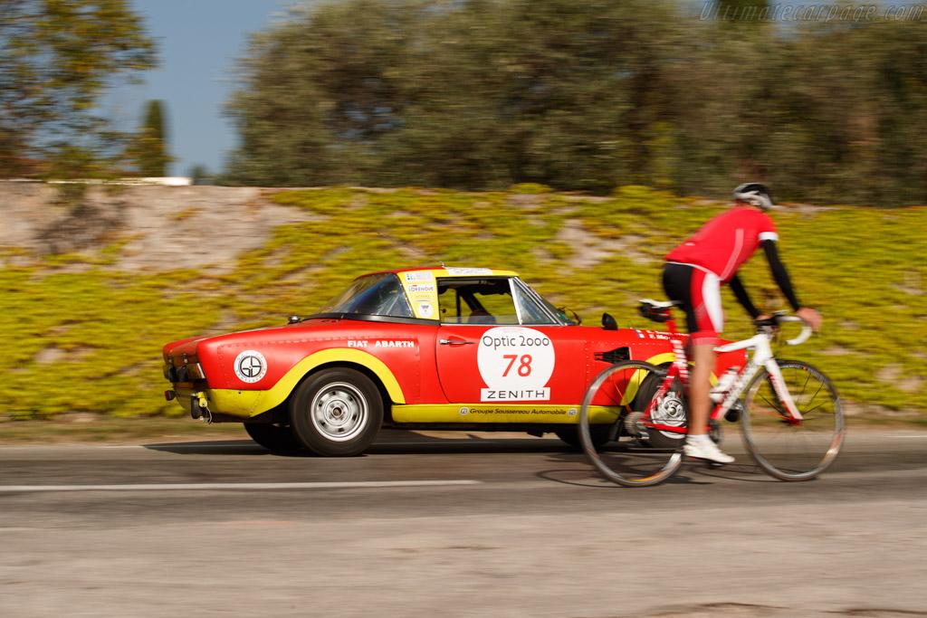 Fiat 124 Abarth - Chassis: 124CSA0063499 - Driver: Emmanuel Saussereau / Franck Morel - 2018 Tour Auto