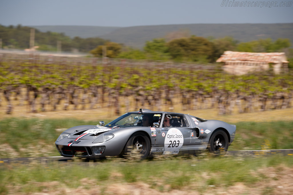 Ford GT40 MKI  - Driver: James Cottingham / Andrew Smith  - 2018 Tour Auto