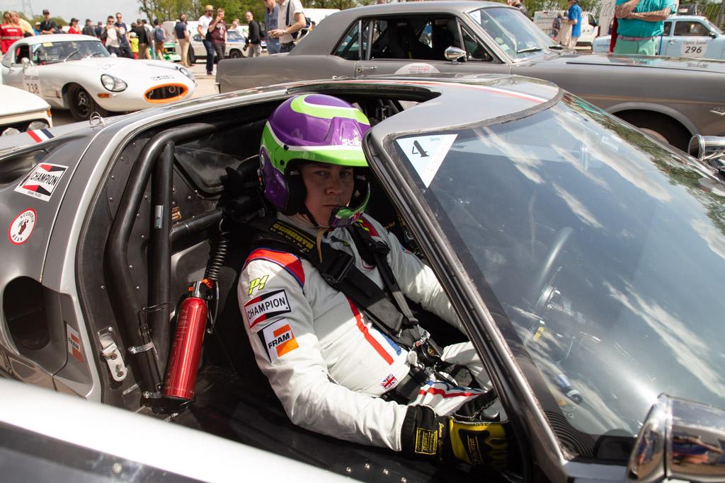 Ford GT40 MKI  - Driver: James Cottingham / Andrew Smith  - 2018 Tour Auto