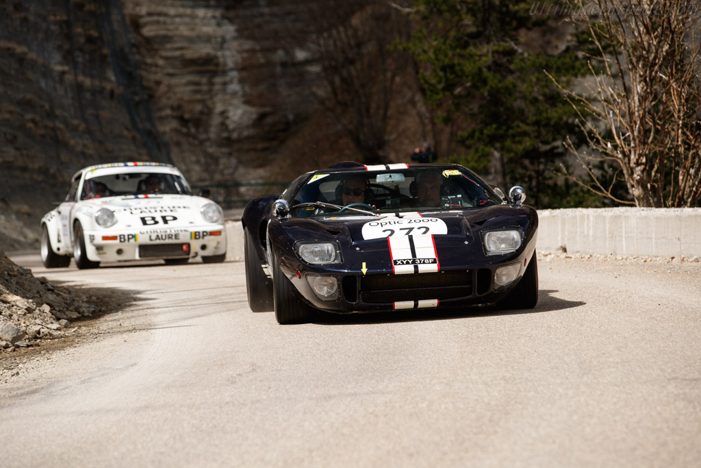 Ford GT40 MKII - Chassis: GT40P/1088 - Driver: Patrick Hautot / Sylvain Cantrel  - 2018 Tour Auto