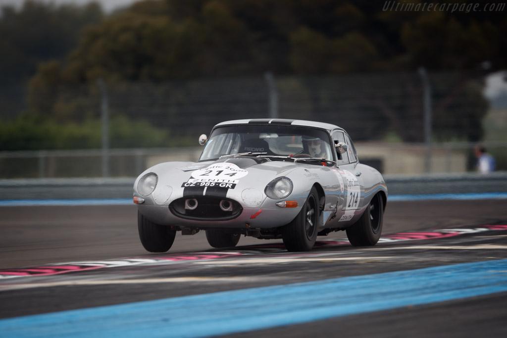 Jaguar E-Type 3.8 - Chassis: 887719 - Driver: Samuel Lecomte / Stéphane Marmond  - 2018 Tour Auto