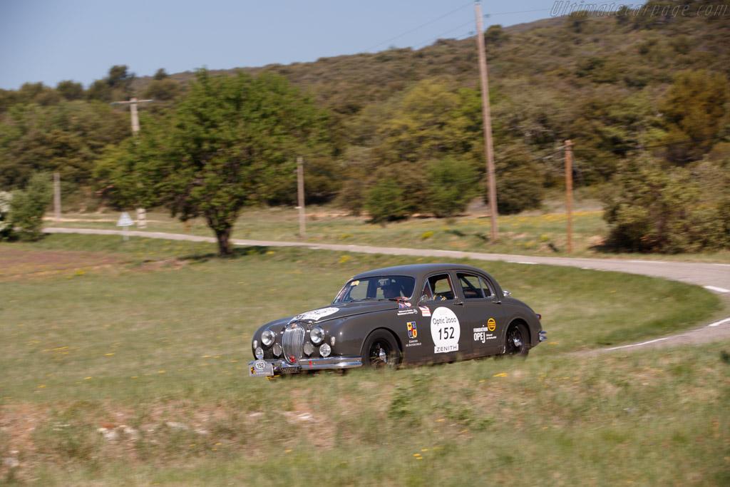 Jaguar MKI 3,4L  - Driver: Pierre Le Gloahec-Henanff / Guillaume Le Metayer  - 2018 Tour Auto