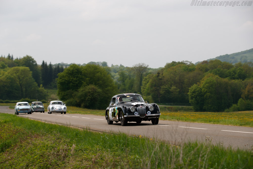 Jaguar XK 150 S Coupe - Chassis: 836853 - Driver: Frédéric Lemos / Julien Rollet - 2018 Tour Auto